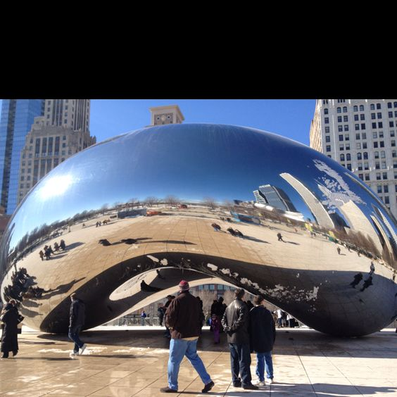The Bean @ Millennium Park, Chicago IL