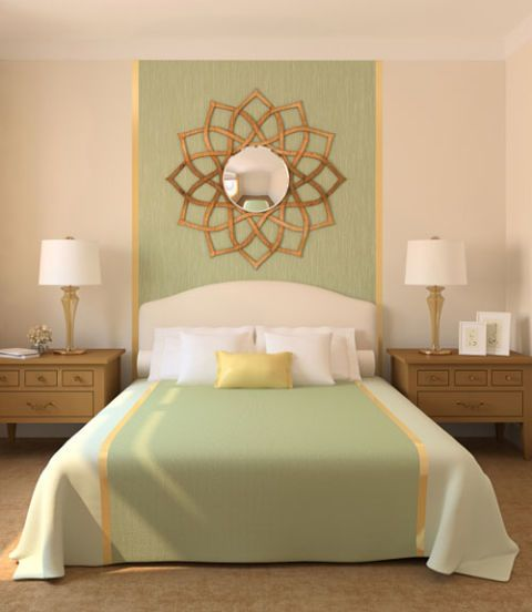 Bedroom Wall Decorating Ideas: Pinterest • The World's Catalog Of Ideas