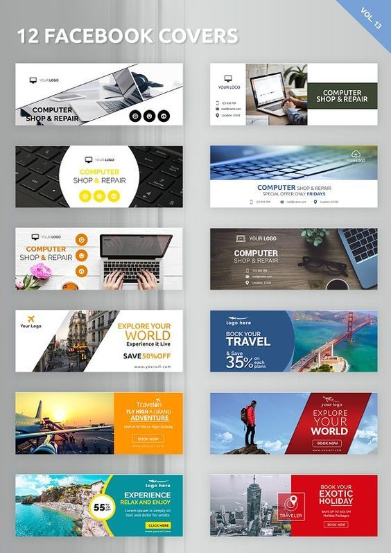 12 Facebook Covers Facebook Cover Design Facebook Cover Facebook Design