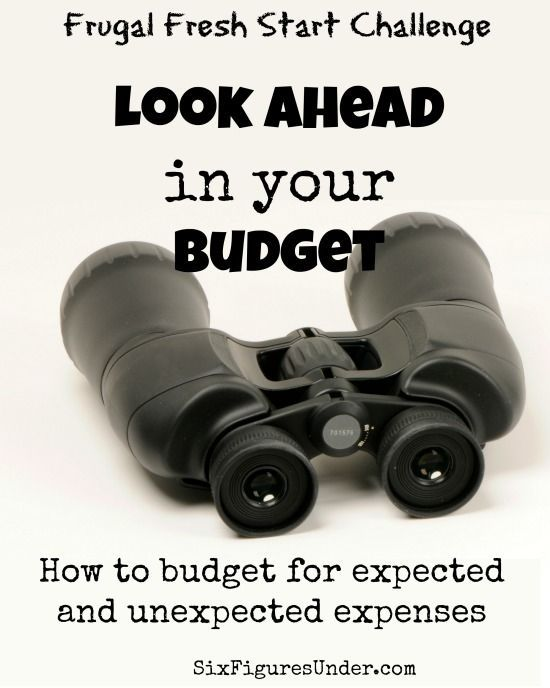 Having the foresight to plan for expected expenses and the possibility of unexpected expenses is one of the keys to getting out of the paycheck-to-paycheck cycle. Here's how we do it! Budgeting, #Budget, Budget Tips