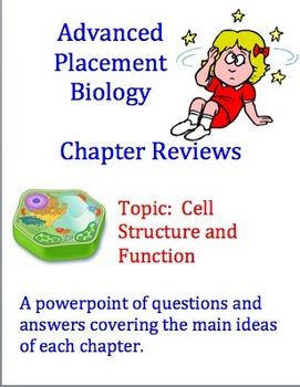 advanced placement biology essays