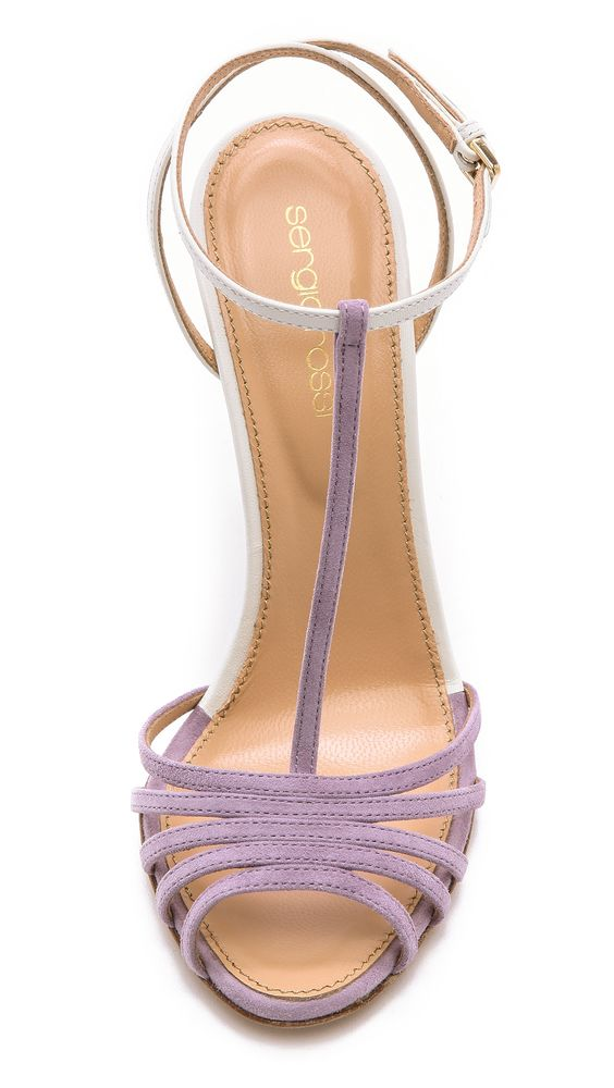 sweet Sergio Rossi strappy sandals