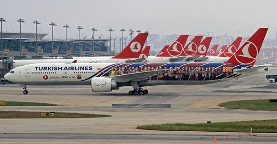 Turkish Airlines posts 29.3 million TL loss in Q1    Read More; http://www.portturkey.com/transportation/1026-turkish-airlines-posts-293-million-tl-loss-in-q1