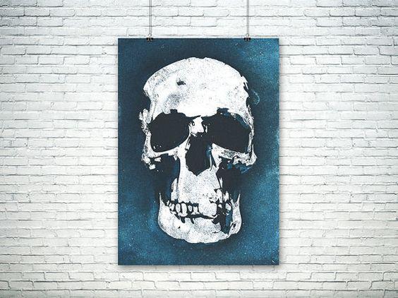 Hey, diesen tollen Etsy-Artikel fand ich bei https://www.etsy.com/de/listing/258515138/sherlock-holmes-plakat-sherlock-schadel