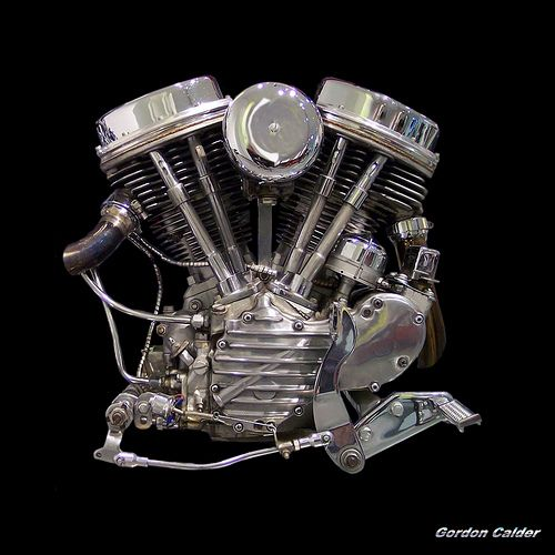 Panhead Engine Blueprints Panhead Free Engine Image For