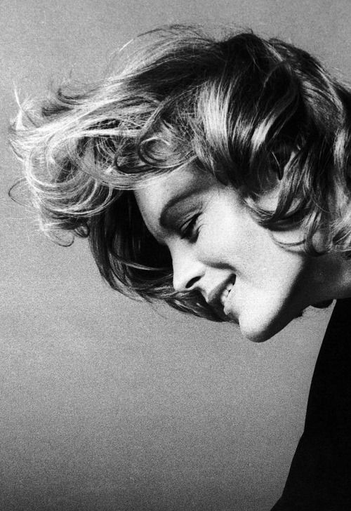 Actress Romy Schneider