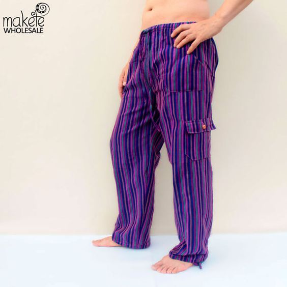 WHOLESALE 50 Cotton pants Harem pants Yoga pants Pajama by Makete