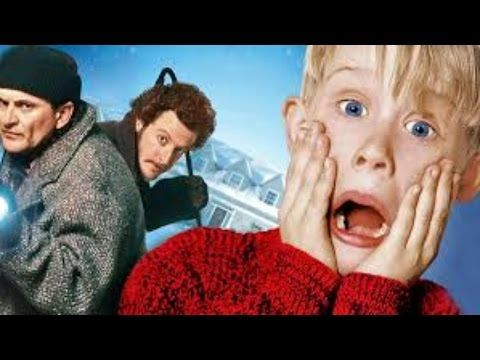 Christmas Funny Movies 2015 - Christmas Comedy Movies For Children Full - Home Alone 1990 - YouTube