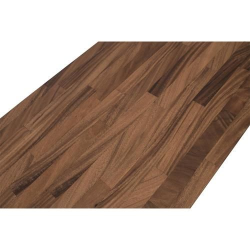 Sparrow Peak Saman 4 Ft Natural Straight Butcher Block Saman Kitchen Countertop At Lowe S With Its Durability Butcher Block Butcher Block Kitchen Countertops