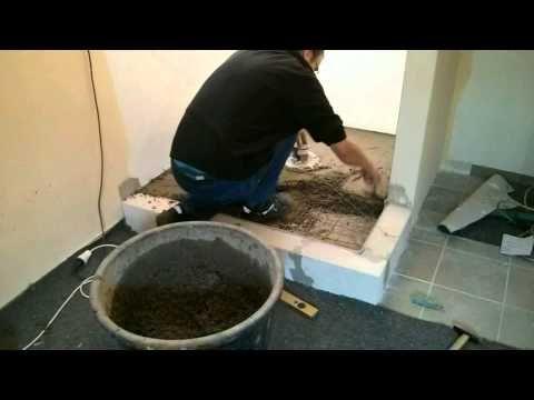 Version 2013 Bodengleiche Dusche Einbauen Linienentwasserung Kapitel 3 Fliesen Youtube Dusche Einbauen Duschwanne Bodengleiche Dusche Fliesen