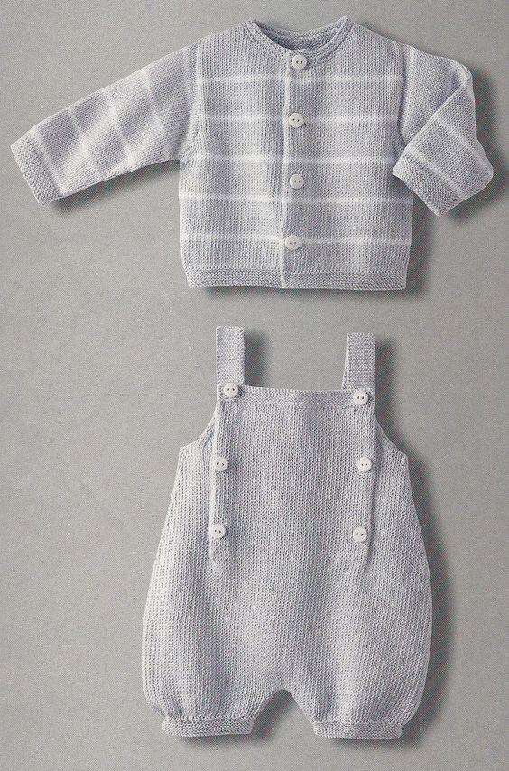 striped baby sweater / cardi | Crochet & Knit Projects | Pinterest ...