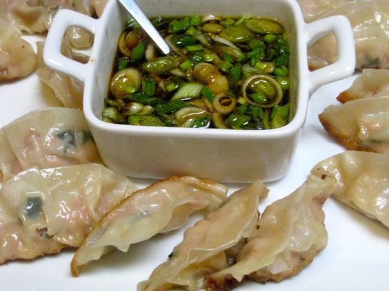 Flavors of the Sun: Fun with Potstickers