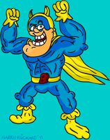 Bananaman by WizzKid97