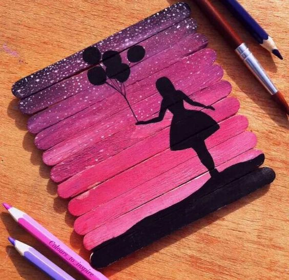 Creative Artworks by Fari  instagram : https://www.instagram.com/colours_to_inspire/