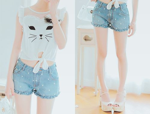 cute clothing style