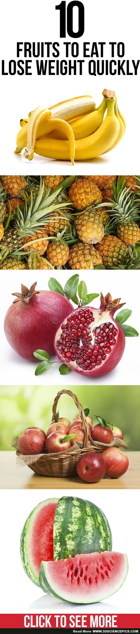 how to lose weight by eating only fruits