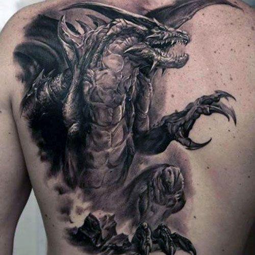 101 Best Dragon Tattoos For Men Cool Design Ideas 2020 Guide In 2020 Dragon Tattoos For Men Dragon Tattoo Tattoos For Guys