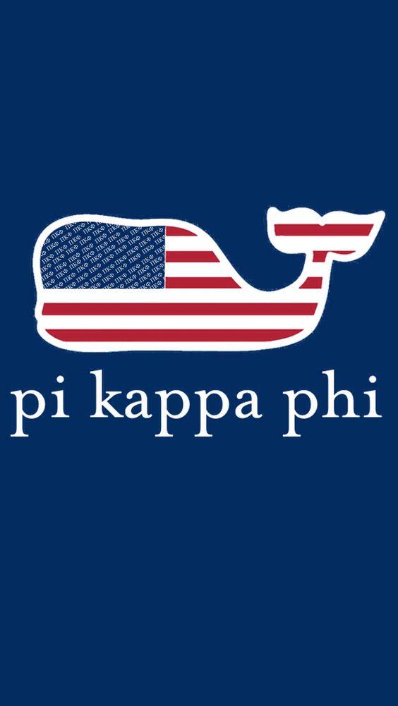 Pi Kappa Phi and Vineyard Vines