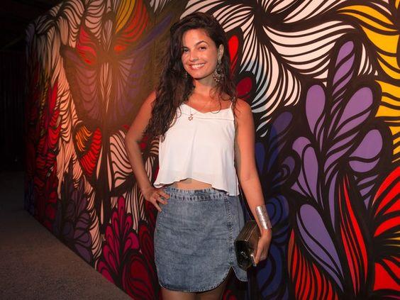 Emanuelle Araújo em festa no Rio (Foto: Felipe Panfili/ Divulgação)