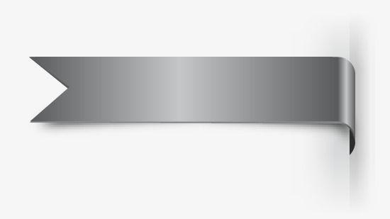 Gray Ribbon Grey Ribbon Ribbon Png Grey