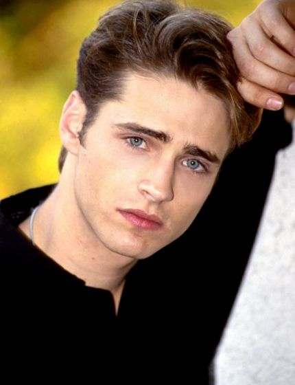 Brandon Walsh (Jason Priestley)-Beverly Hills 90210. Because while you wanted to sleep with Dylan, you'd marry Brandon. He's so dreamy!