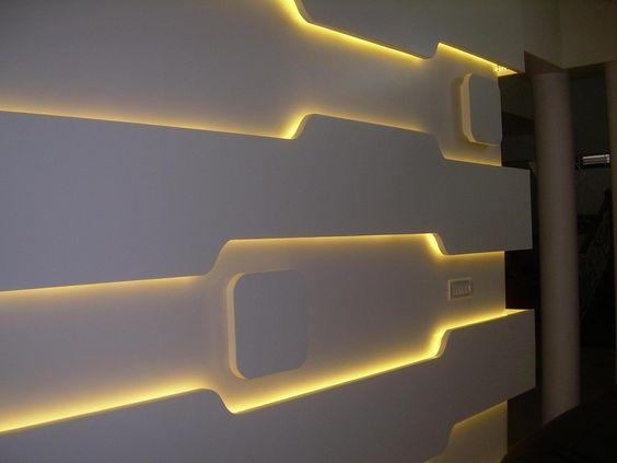 Unique led cove lighting design for interior decor ideas for Interior decorative lighting products