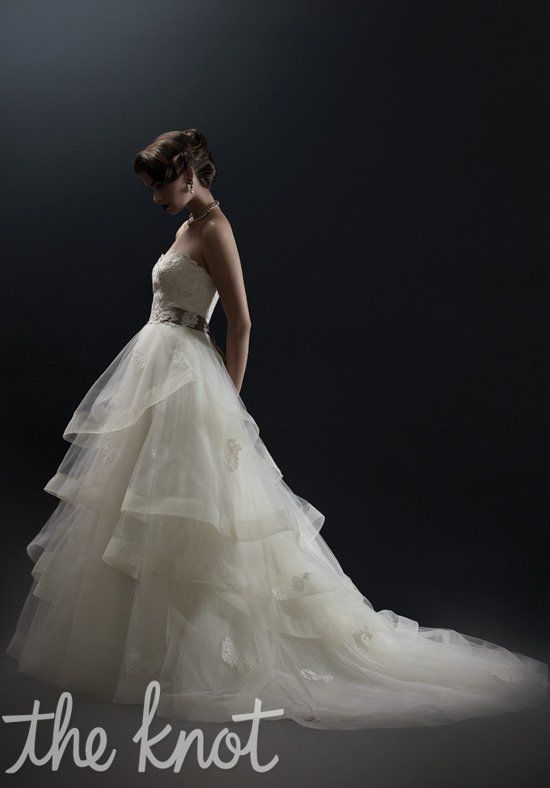 Anne Barge 612 Wedding Dress - The Knot