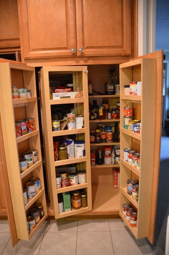 Pin By Elise Gaines On Ideas Para La Cocina In 2020 Home Depot Kitchen Pantry Cabinet Pantry Cabinet Home Depot