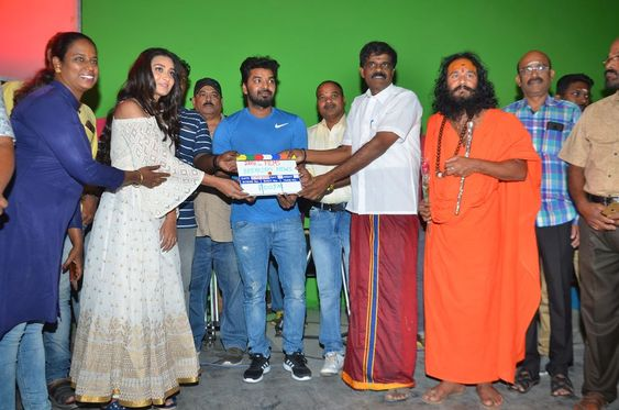 Actor Jai Breaking News Movie Launch
