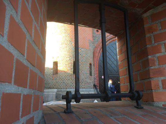 Вид на Фридрихсбургские ворота