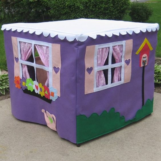 Card table playhouse                                                       …