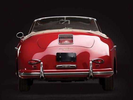 1959 Porsche 356 A 1600 S Convertible