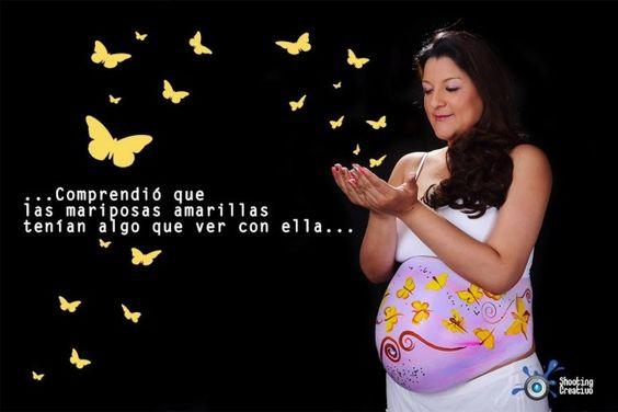 28 Fotos profesionales de embarazo llenas de creatividad | Blog de BabyCenter