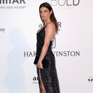 Gala de l'AmfAR Cannes 2016, Julia Restoin Roitfeld