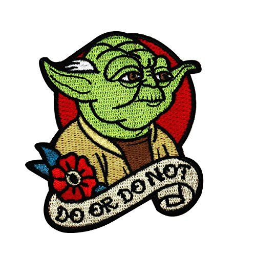 Lucas embroidered patch