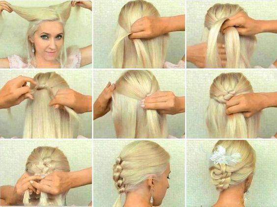 Pleasing Hairstyles For Medium Hair Braided Hairstyles And Medium Hairs On Short Hairstyles Gunalazisus