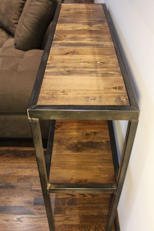 Baked By Melissa Yorkwood Furniture Co Welding Ideas Pinterest Industrial Furniture