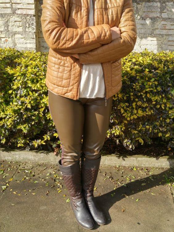 Blog Femina - Modéstia e Elegância: All brown