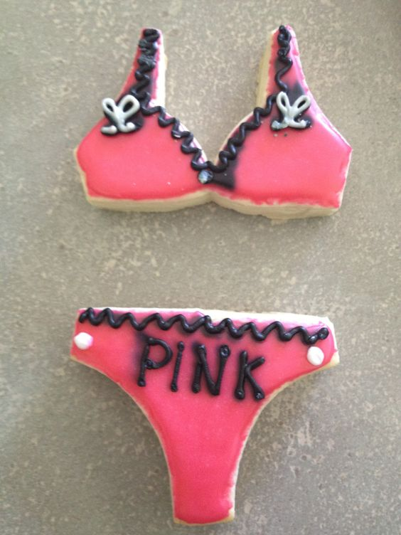 Yummy underwear cookies!!!