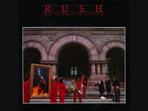 Witch Hunt by Rush. This song has a great synth hook and very powerful lyrics.