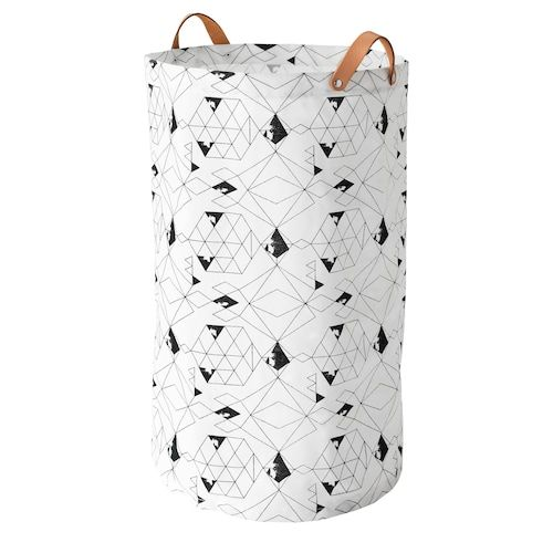 Skubb Laundry Bag With Stand White 21 Gallon Ikea Laundry