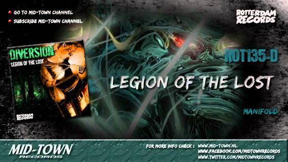 Legion Of The Lost - Manifold
