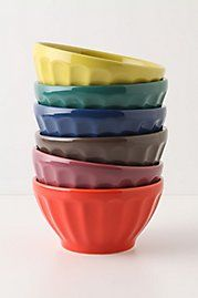 I have these in all colors in the mini version. They used to have more colors.