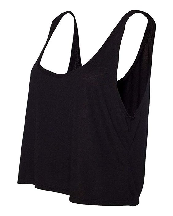 Bella + Canvas 8880 Ladies Boxy Tank at Amazon Womenâs Clothing store: