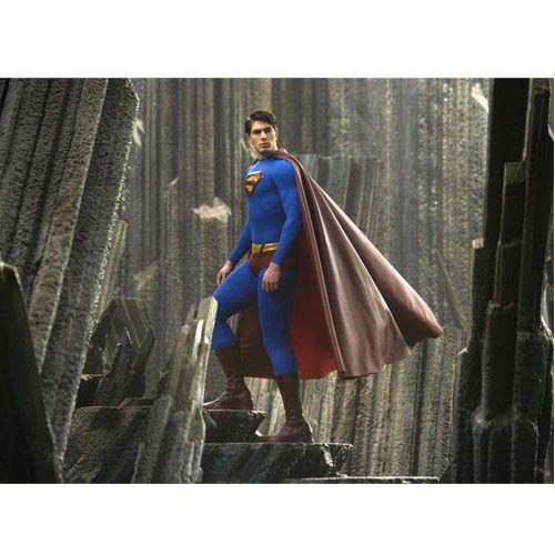 ソフトマッチョなスーパーマン