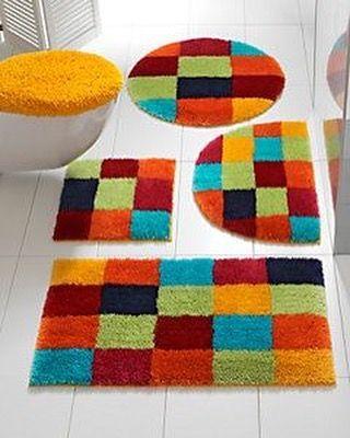 23 Bathroom Rug Designs That Make Your Place Look Cool interiors homedecor interiordesign homedecortips