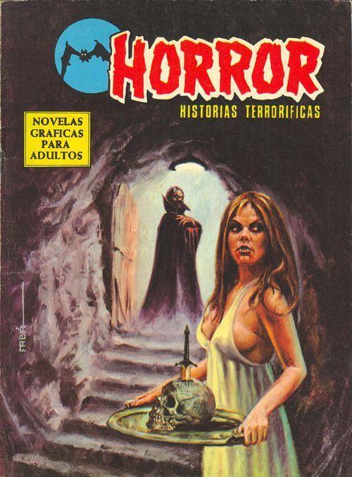 los amantes del comics de terror.................... 61a5ee2d79405828b41b1b1dd241014f