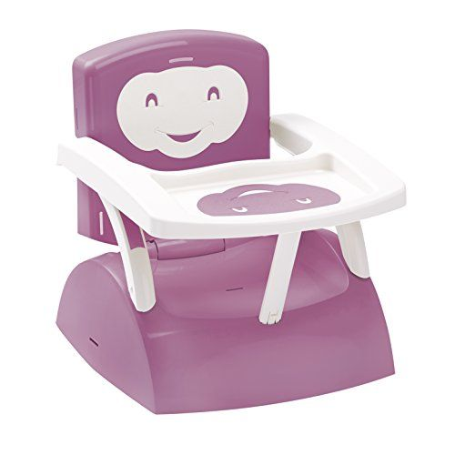 Thermobaby Babytop Rehausseur De Chaise Rose Orchidee Rehausseur De Chaise Chaise Evolutive Chaises Roses