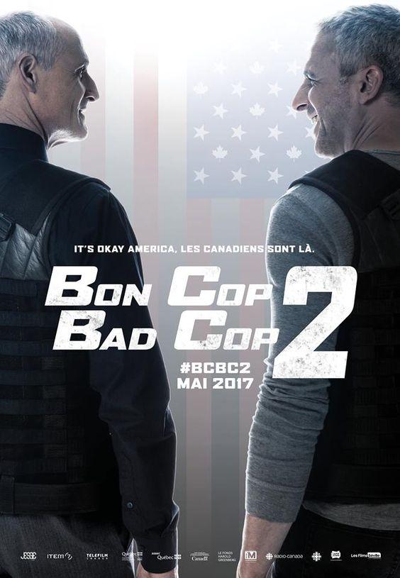 Bon Cop Bad Cop 2 (2017) HDRip