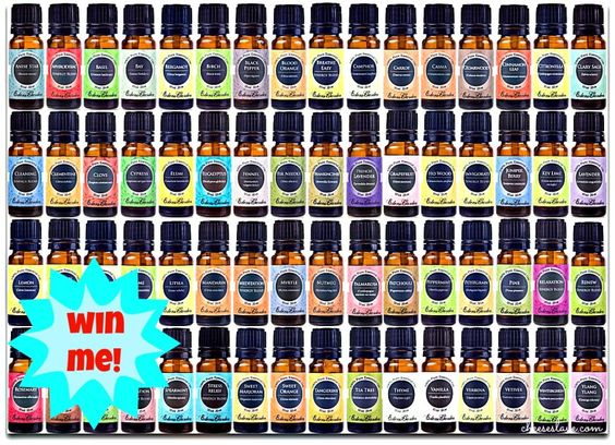 Giveaway: Supreme Aromatherapy Essential Oils Set — $415 Value / http://www.cheeseslave.com/giveaway-supreme-aromatherapy-essential-oils-set-415-value/